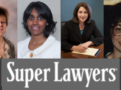 North Shore Members Named Super Lawyers