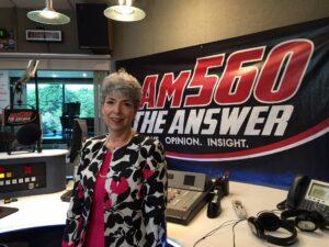 NSL's Erica Minchella Hosts Sunday Morning Radio Show