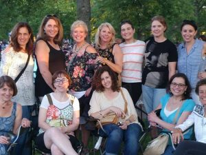 NSL Enjoys a Night Out at Ravinia