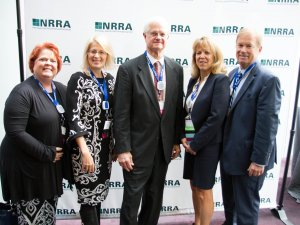 Bordo presents at NRRA National Conference